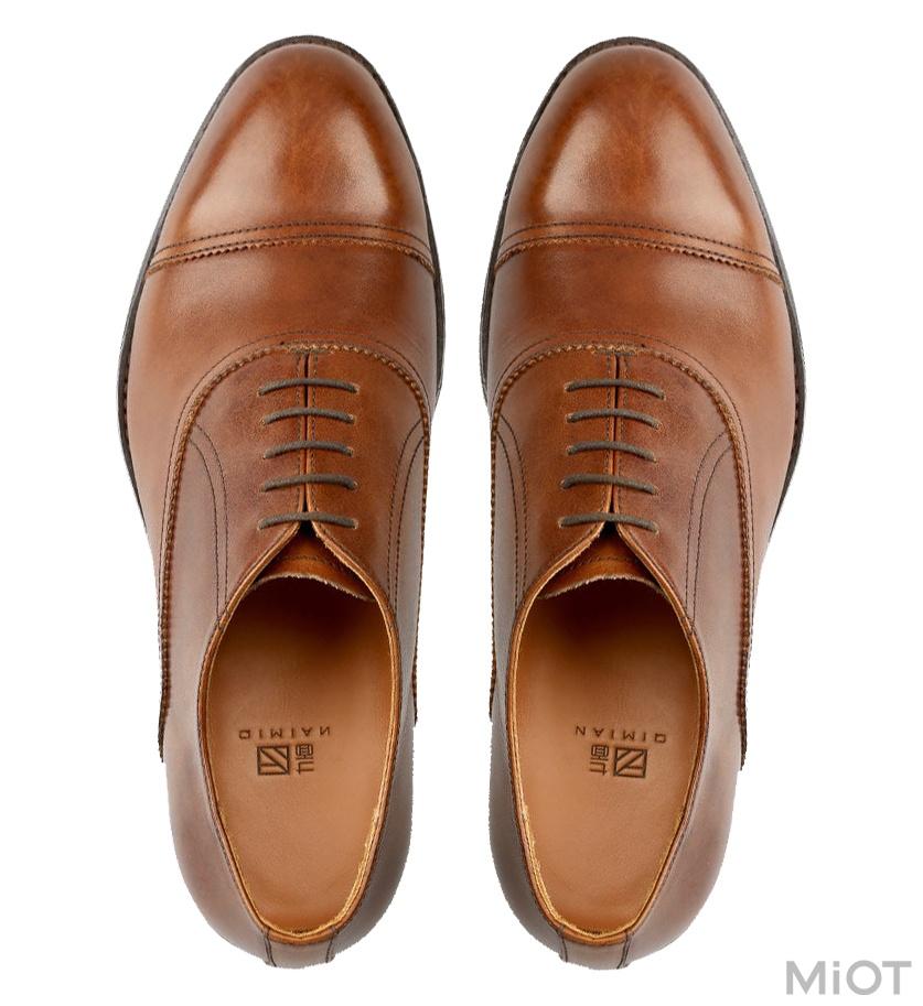 acdbe0c75b319d Чоловічі туфлі Qimian Oxford Shoes Brown 44 купити у Одесі, Дніпрі ...