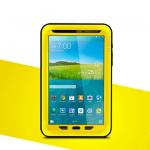 Чохол бампер для планшетів Xiaomi Mi Pad Anti-shock Yellow