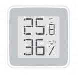 Цифровий гігрометр Xiaomi Miaomiaoce E-ink Hygrothermograph White MHO-C201