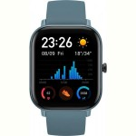 Розумний годинник Xiaomi Amazfit GTS A1914 Steel Blue