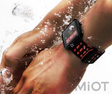 Розумний годинник WeLoop Hey 3S Black White купити у Києві 2b6dee58c4b88