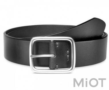 Ремінь шкіряний QIMIAN Black S (95 cм) купити у Одесі 1816d7e34f286