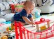 Дерев'яна залізниця Mitu Toy Train Set – ваша дитина буде щаслива, якщо знайде її під Новорічної Ялинкою!