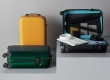 Чемодан RunMi 90 PC Smart Suitcase – вражаюче дизайнерське диво
