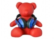 1More Bear Red – іграшка або підставка для навушників?