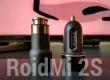 Огляд FM трансмітера Roidmi 2S в автомобіль