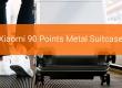 Огляд розумної валізи Xiaomi 90 Points Metal Suitcase