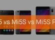 Детальне порівняння смартфонів Mi5 Pro, Mi5S і Mi5S Plus