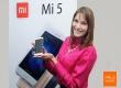 Міс MIUI Україна отримала золотий смартфон!
