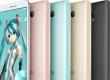 Redmi Note 4X отримає п'ять кольорів корпусу і спеціальну версію з Міку Хацуне