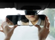 """Розумне дзеркало в авто 70m Smart Rearview Mirror від Xiaomi отримало 8.88""""-дюймовий дисплей і камеру"""