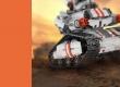 MITU Crawler Builder Bunny Block Robot – нова іграшка-конструктор отримає гусениці та підтримку голосових команд