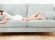 8H American Simple Fabric Sofa – американський стиль дивана в фірмовому виконанні 8H