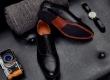 А ви знали, що краще за все носити разом з чоловічими шкіряними туфлями Qimian Oxford Shoes?