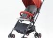 Коляска дитяча KS1701 Red/Gray – транспорт класу «люкс» для вашого малюка!