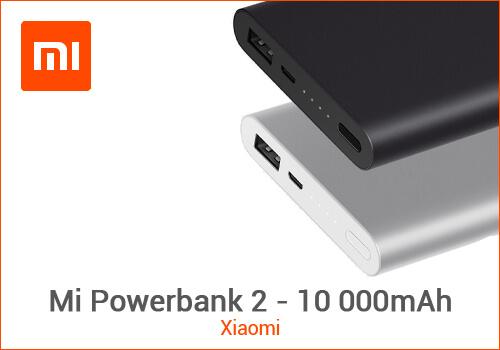 Mi Powerbank 2