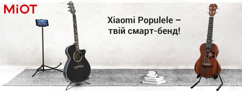 Гітари Xiaomi