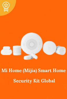 Xiaomi Mi Home (Mijia) Smart Home Security Kit Global